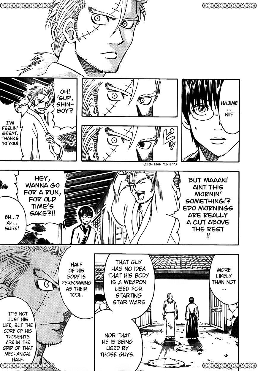 Gintama Chapter 405  Online Free Manga Read Image 7