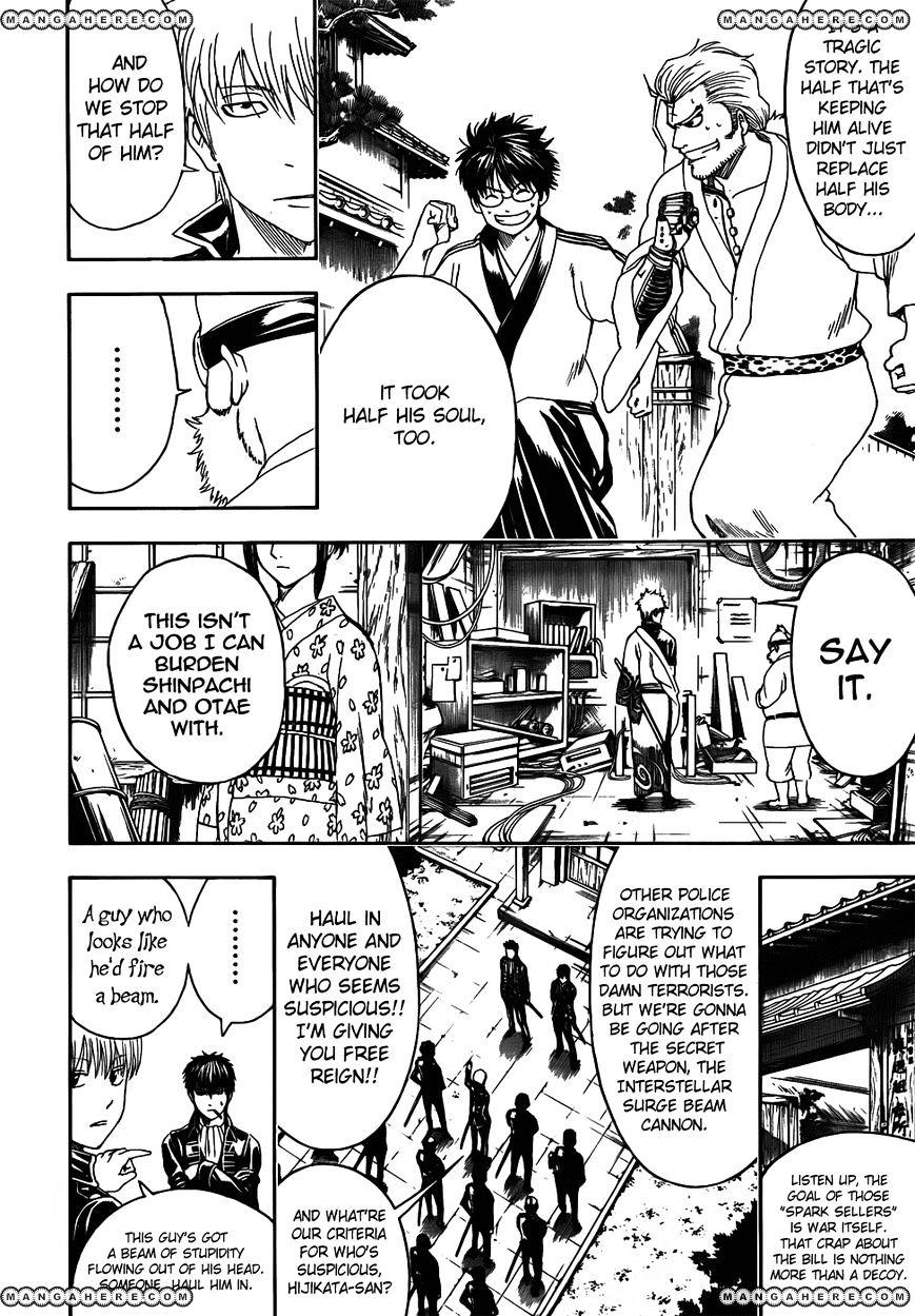 Gintama Chapter 405  Online Free Manga Read Image 8