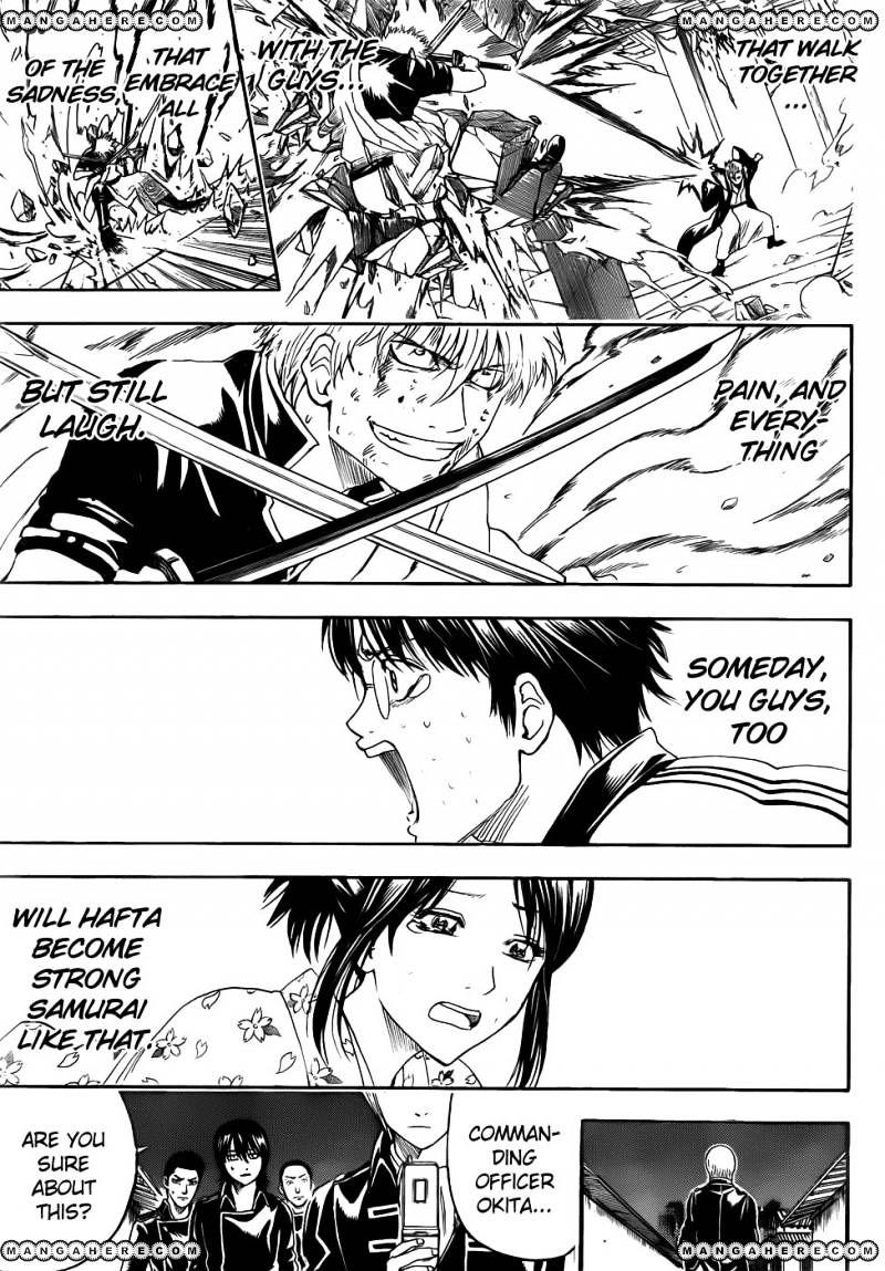 Gintama Chapter 407  Online Free Manga Read Image 12