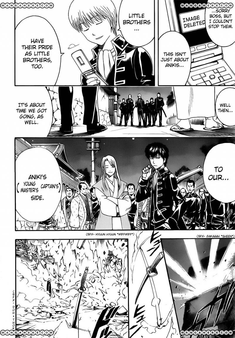 Gintama Chapter 407  Online Free Manga Read Image 13