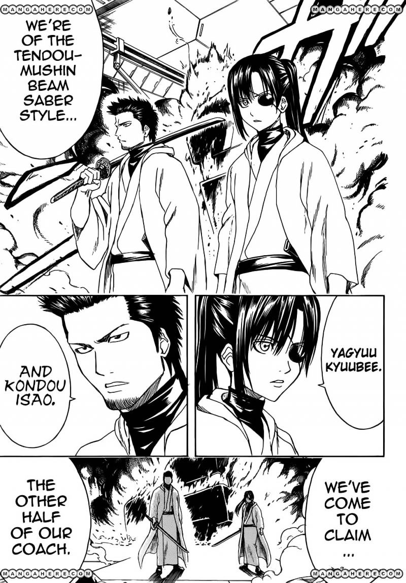 Gintama Chapter 407  Online Free Manga Read Image 6