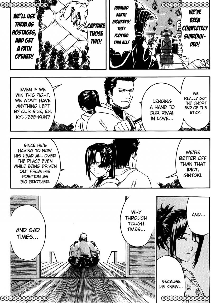 Gintama Chapter 407  Online Free Manga Read Image 9