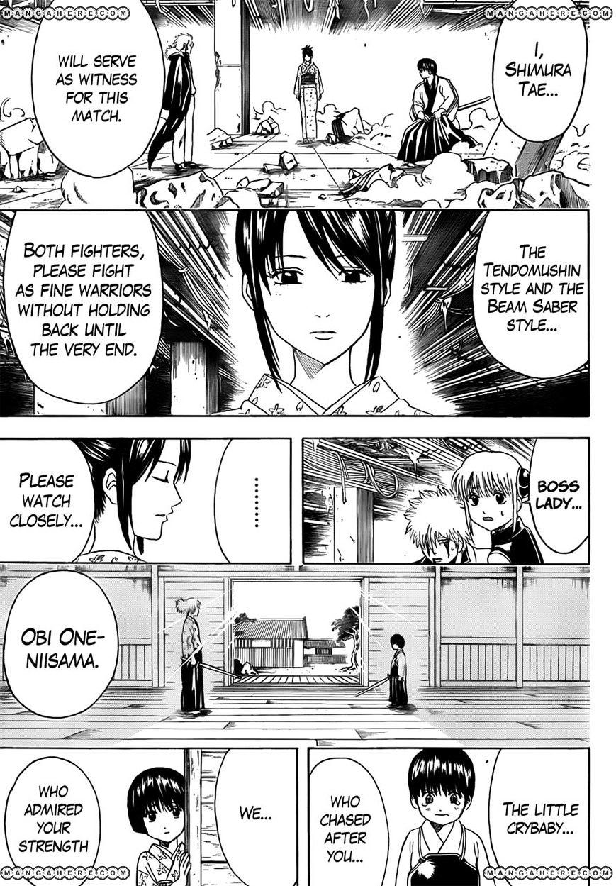 Gintama Chapter 408  Online Free Manga Read Image 13