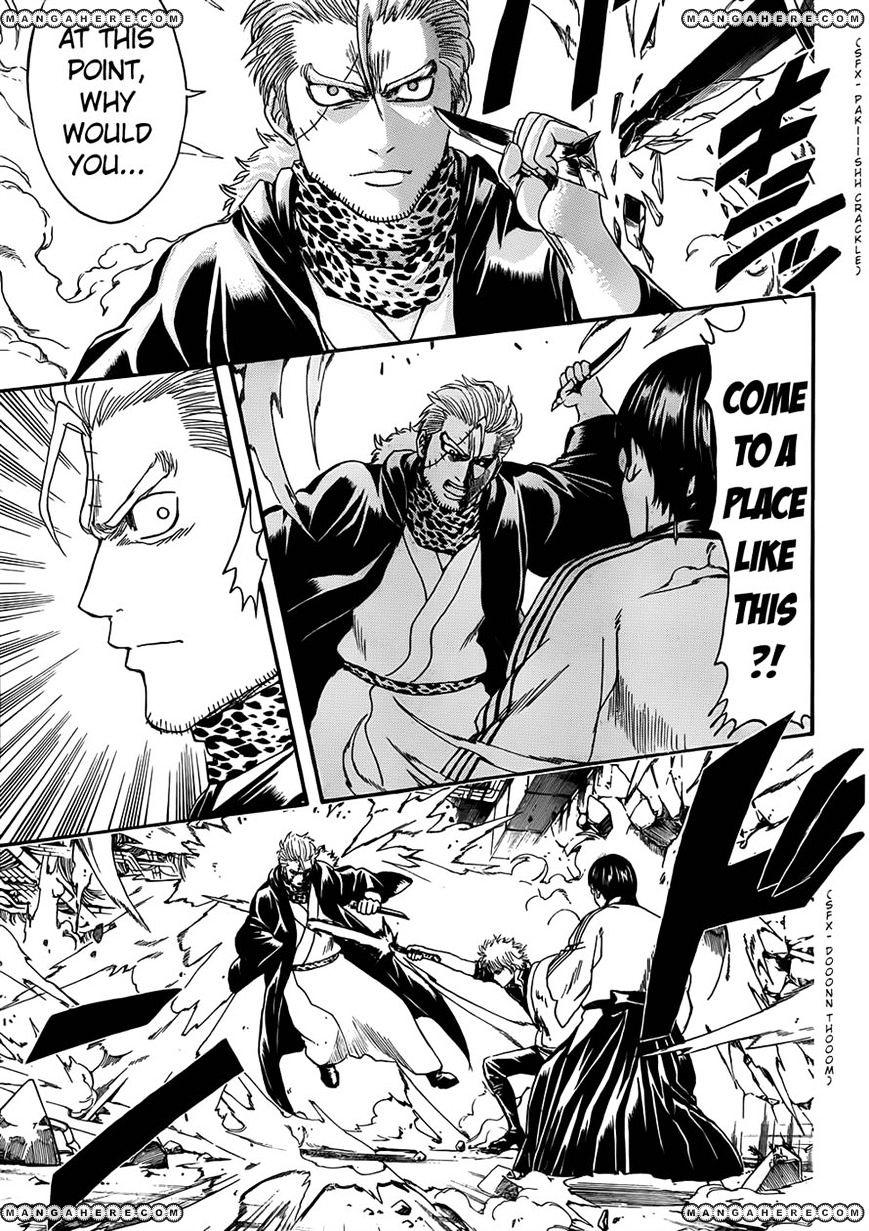 Gintama Chapter 408  Online Free Manga Read Image 3