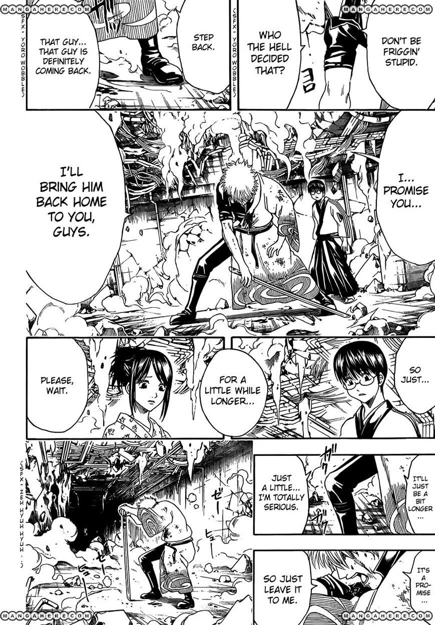 Gintama Chapter 408  Online Free Manga Read Image 6