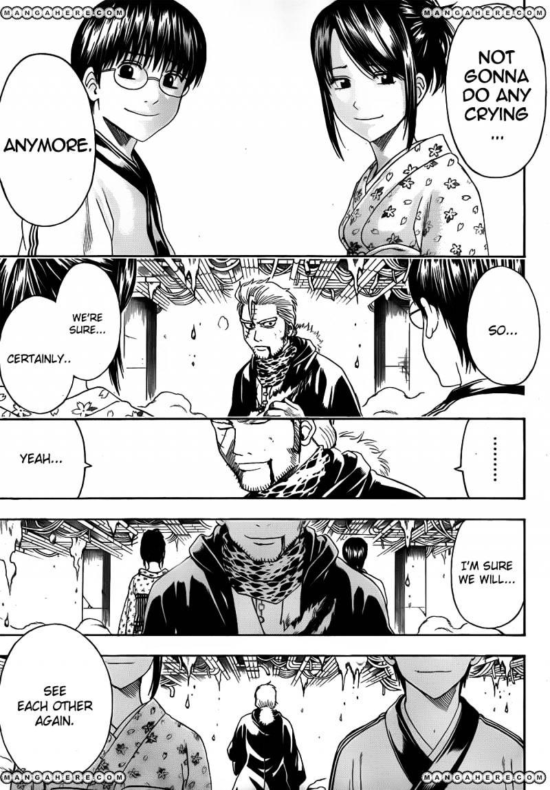 Gintama Chapter 409  Online Free Manga Read Image 13