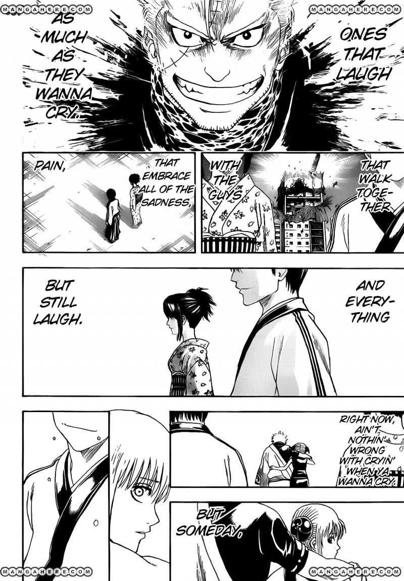 Gintama Chapter 409  Online Free Manga Read Image 18
