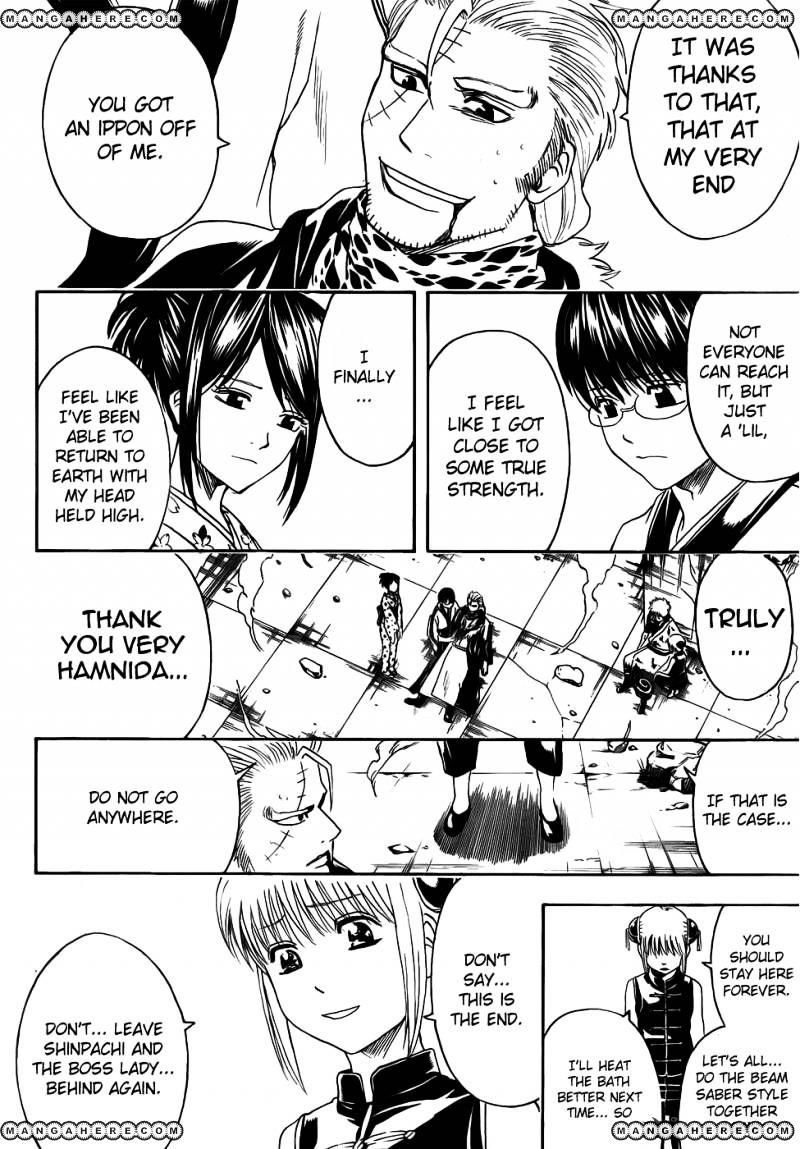 Gintama Chapter 409  Online Free Manga Read Image 8