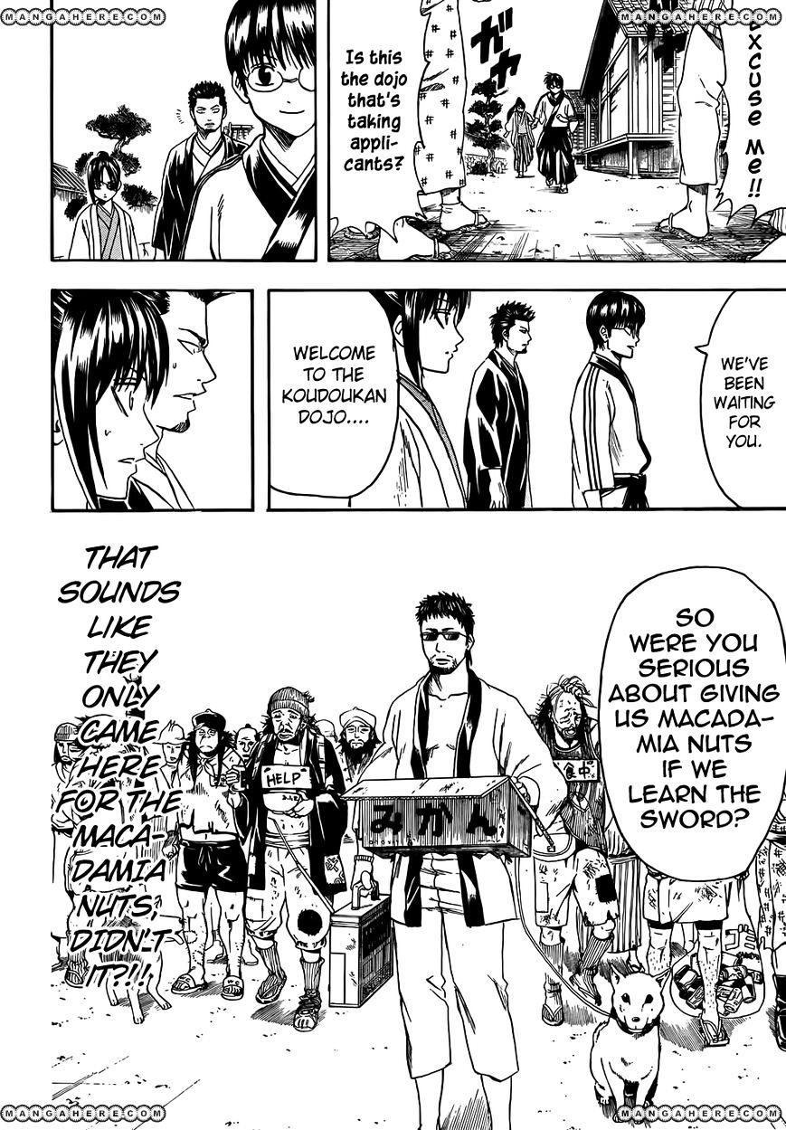 Gintama Chapter 410  Online Free Manga Read Image 10