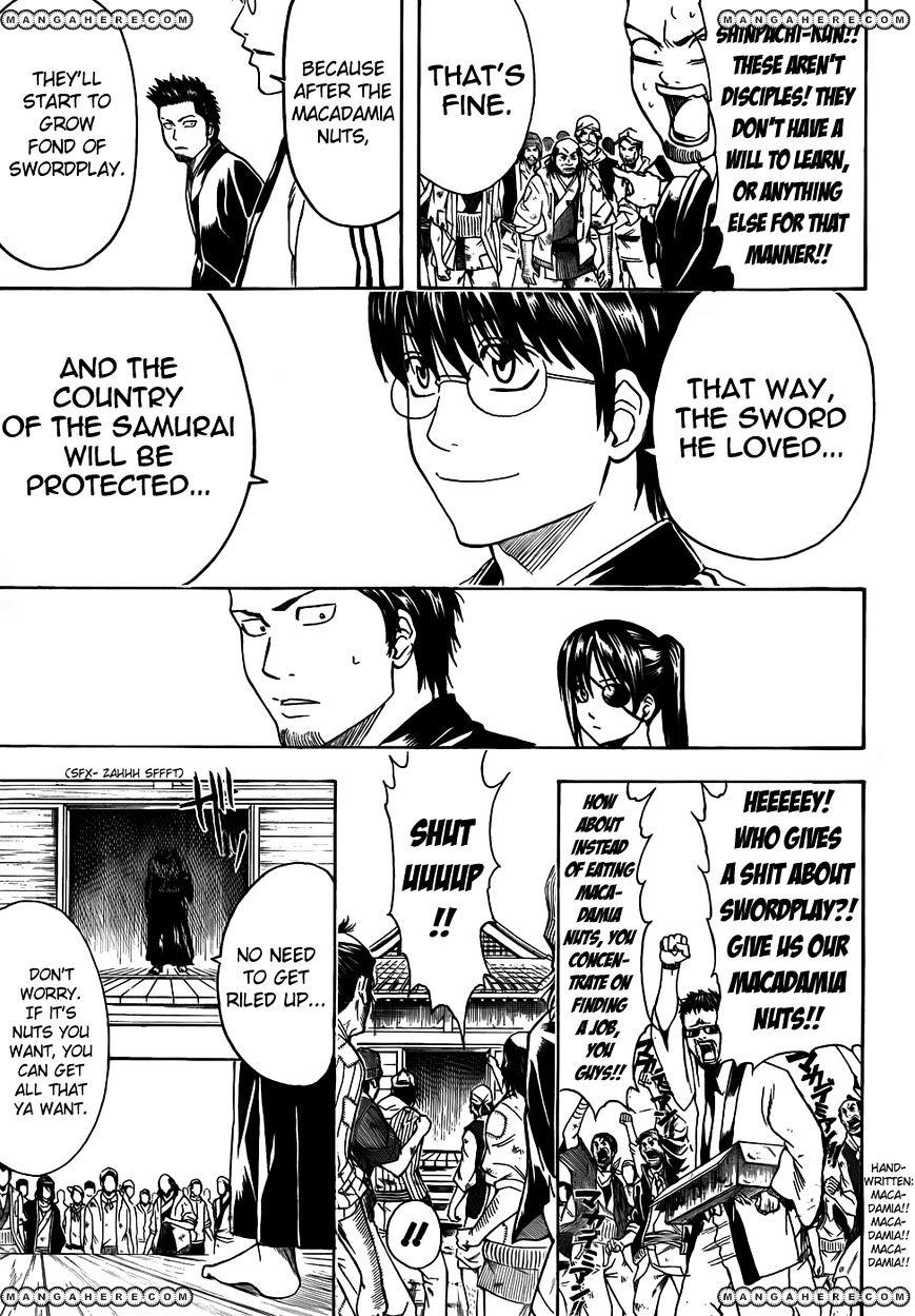 Gintama Chapter 410  Online Free Manga Read Image 11