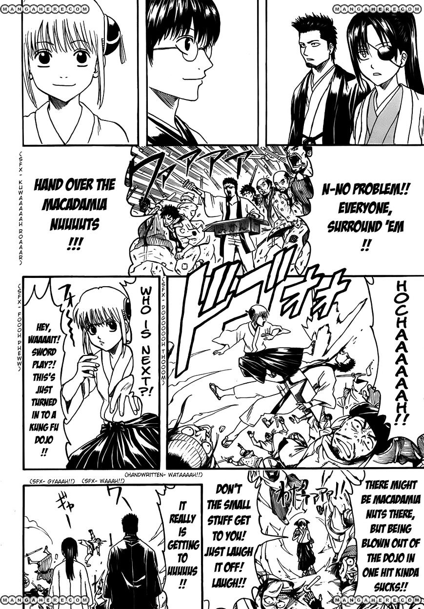 Gintama Chapter 410  Online Free Manga Read Image 14