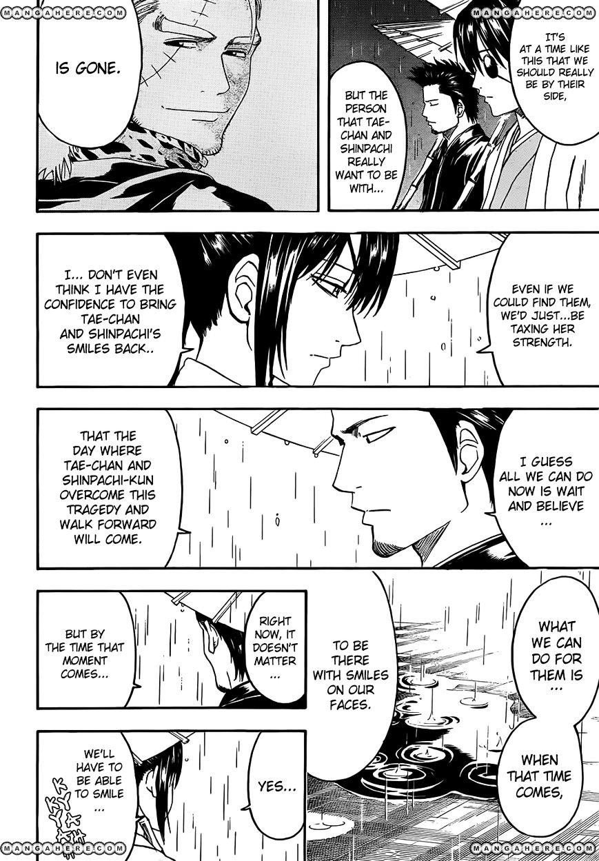 Gintama Chapter 410  Online Free Manga Read Image 4