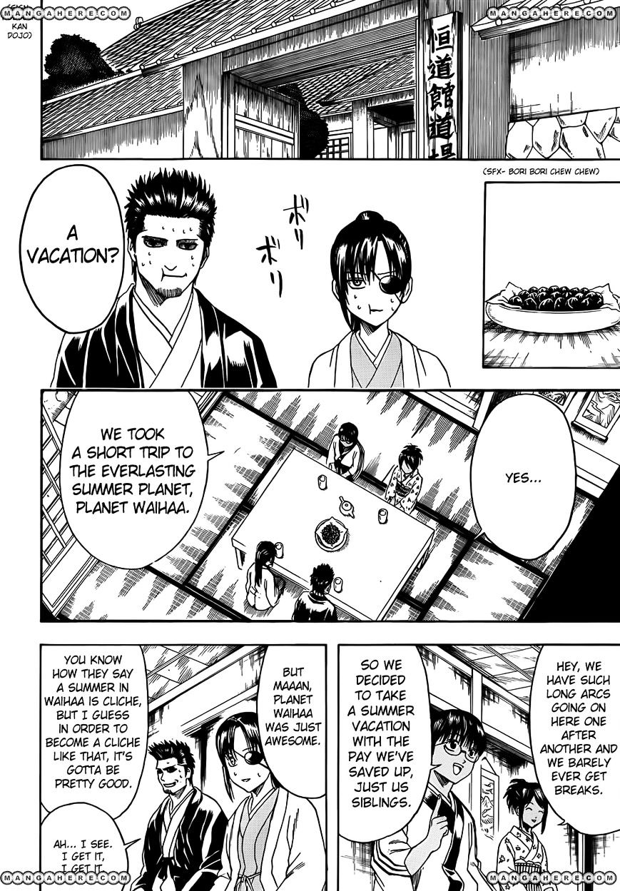 Gintama Chapter 410  Online Free Manga Read Image 6