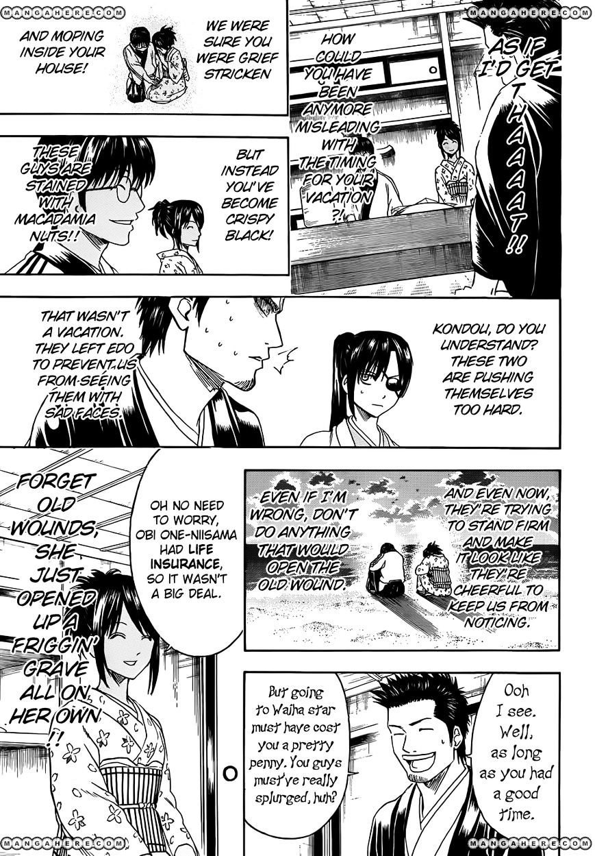 Gintama Chapter 410  Online Free Manga Read Image 7
