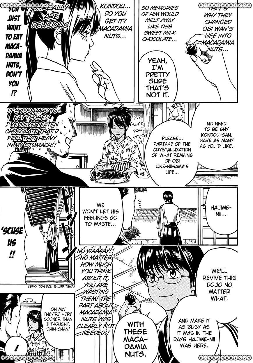 Gintama Chapter 410  Online Free Manga Read Image 9