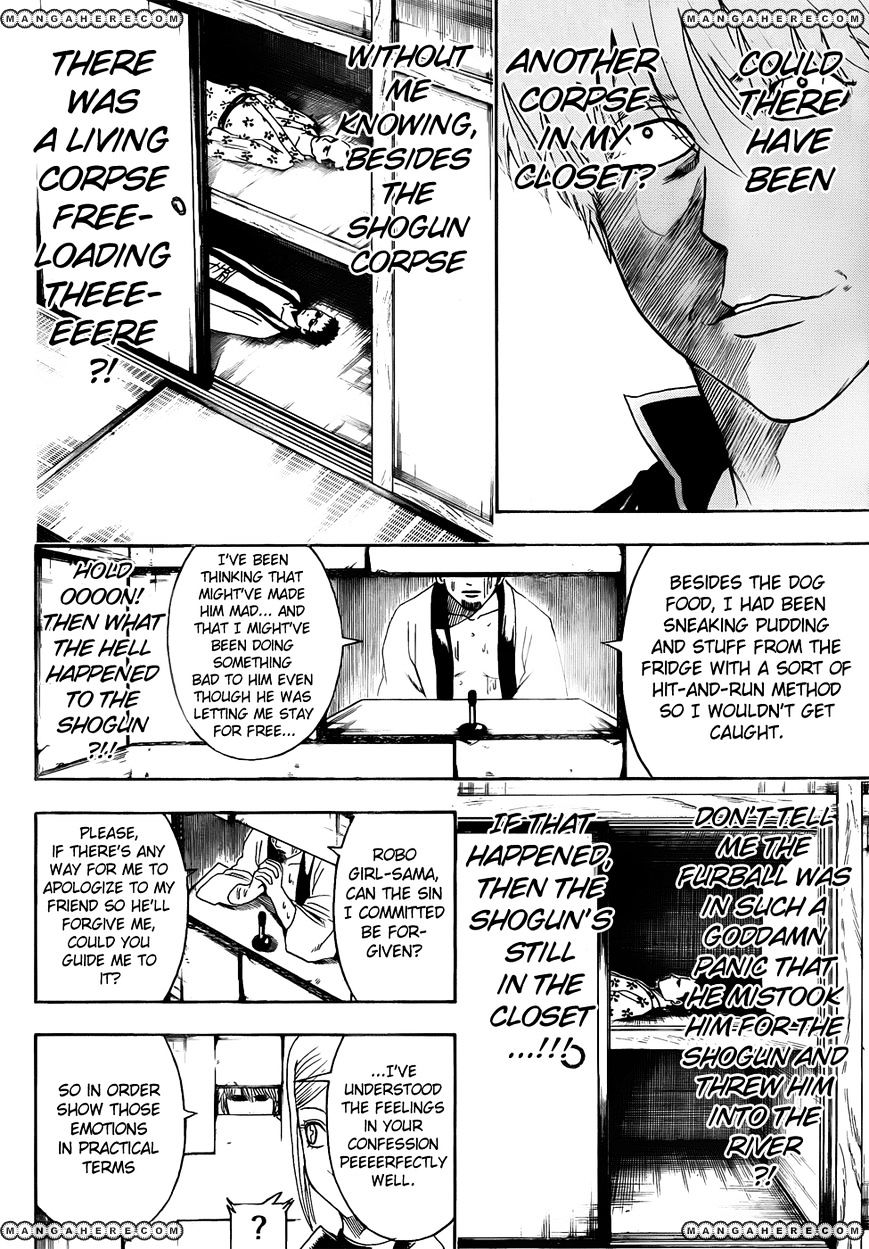 Gintama Chapter 413  Online Free Manga Read Image 8