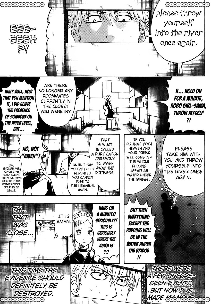 Gintama Chapter 413  Online Free Manga Read Image 9