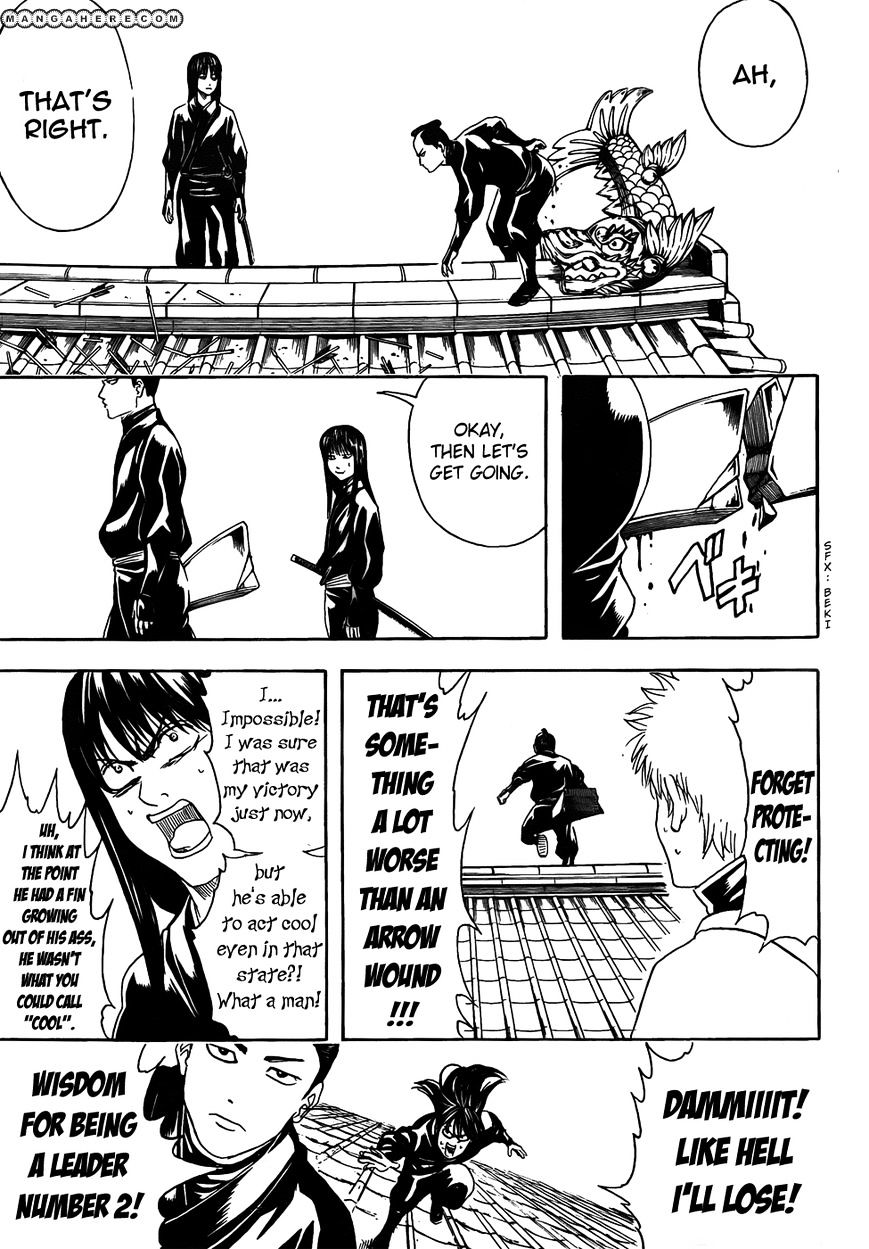 Gintama Chapter 415  Online Free Manga Read Image 13