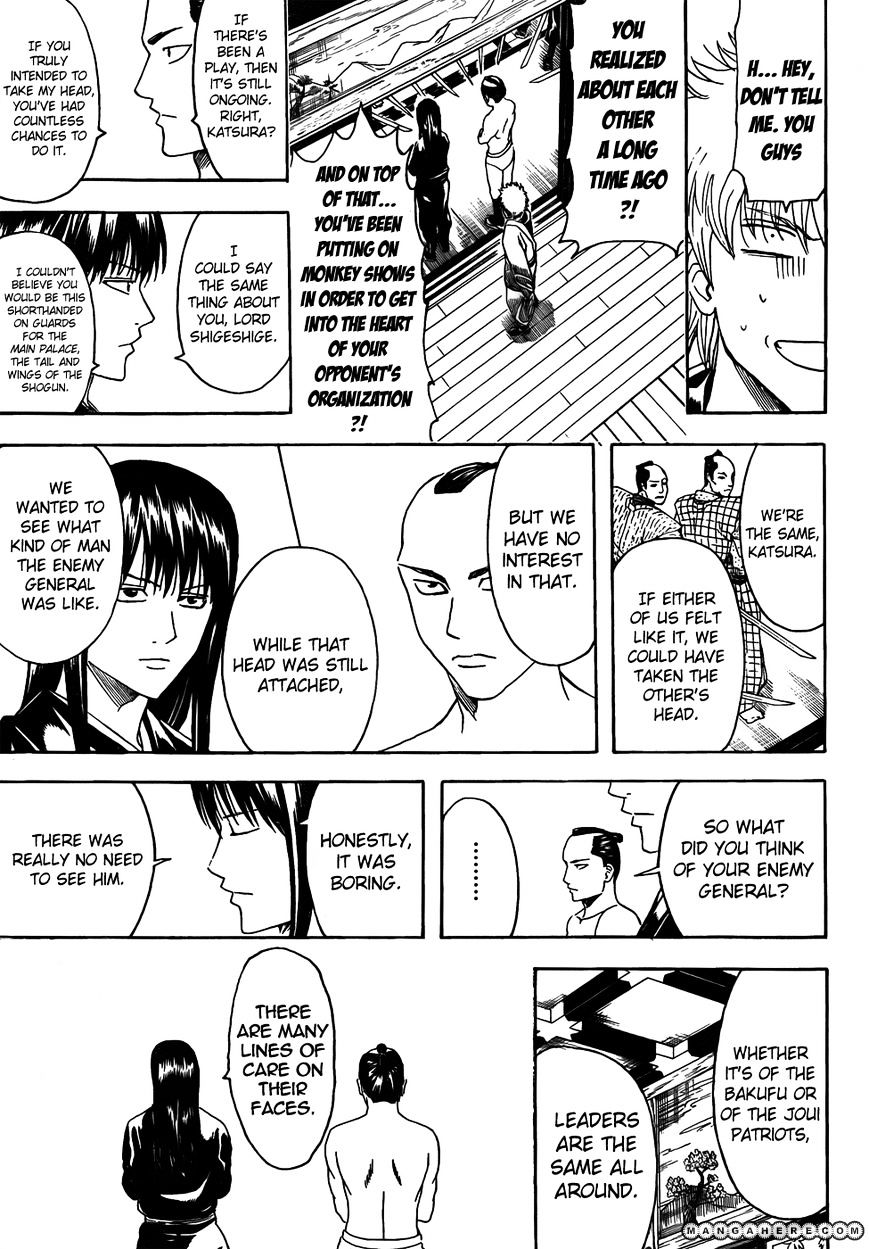 Gintama Chapter 415  Online Free Manga Read Image 17