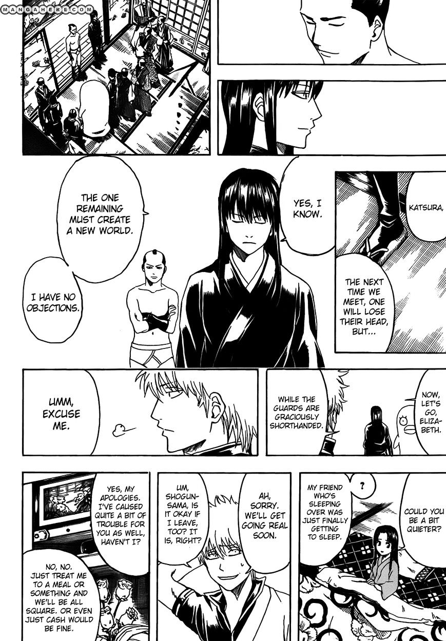 Gintama Chapter 415  Online Free Manga Read Image 18
