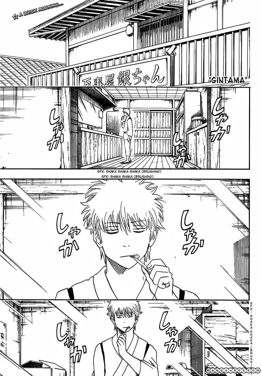 Gintama Chapter 418  Online Free Manga Read Image 1