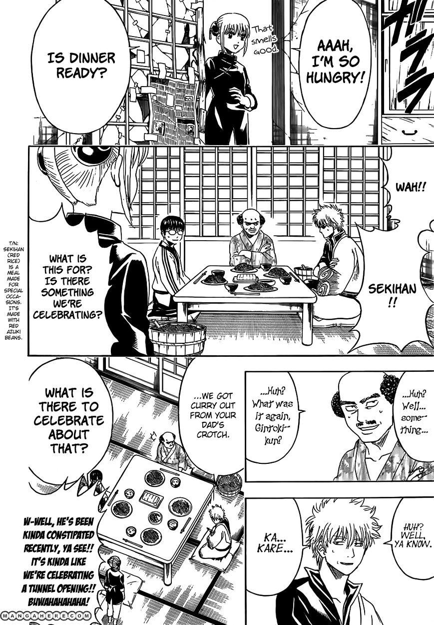 Gintama Chapter 419  Online Free Manga Read Image 14