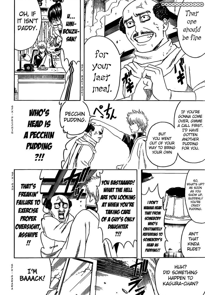 Gintama Chapter 419  Online Free Manga Read Image 8