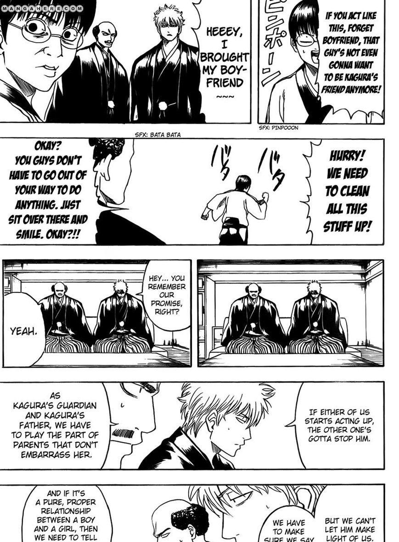 Gintama Chapter 420  Online Free Manga Read Image 11