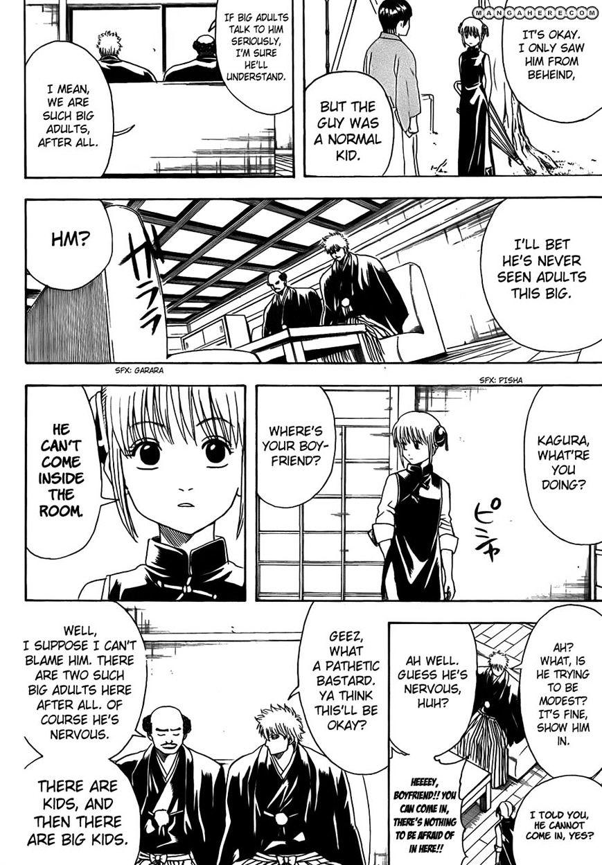 Gintama Chapter 420  Online Free Manga Read Image 12