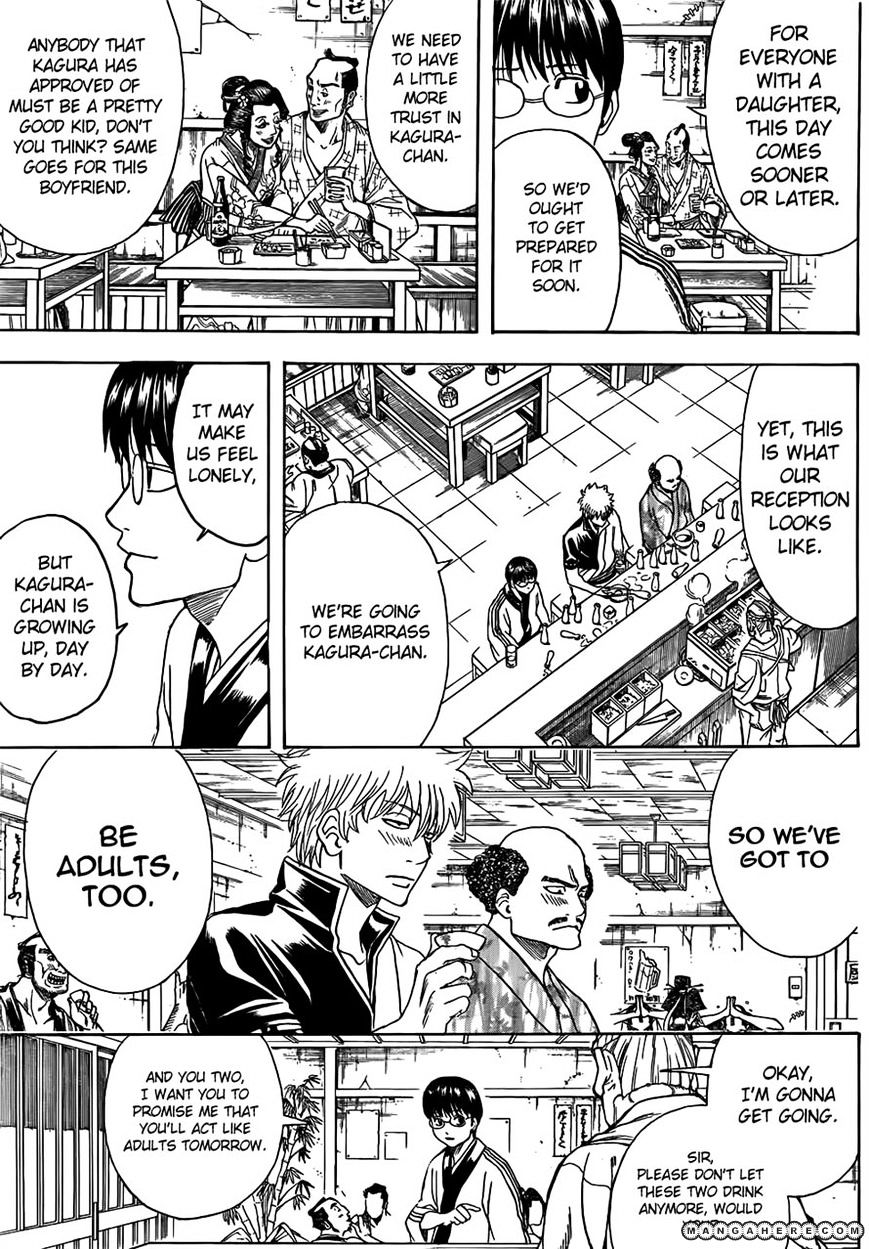 Gintama Chapter 420  Online Free Manga Read Image 3