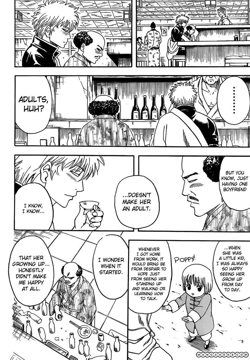 Gintama Chapter 420  Online Free Manga Read Image 4