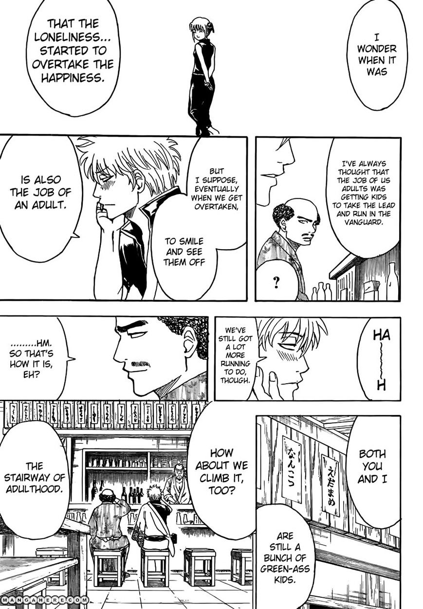 Gintama Chapter 420  Online Free Manga Read Image 5