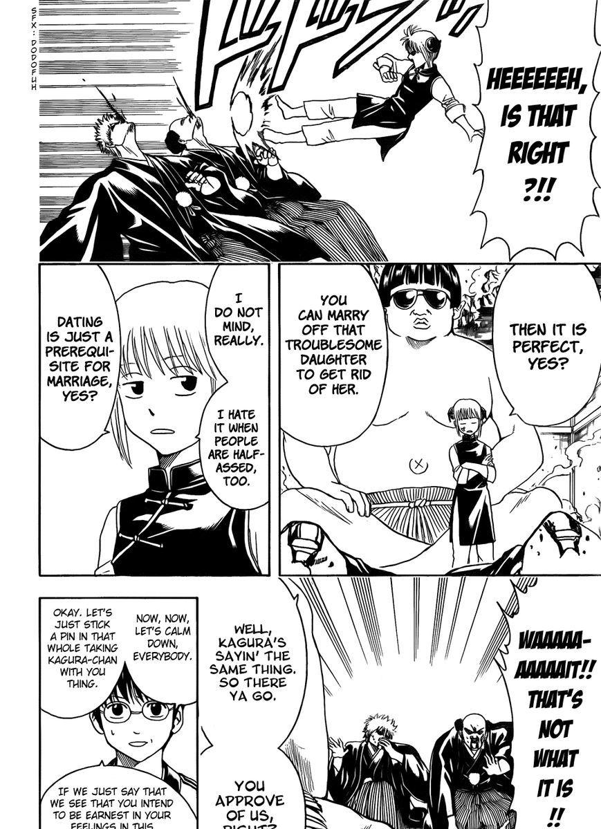 Gintama Chapter 421  Online Free Manga Read Image 10