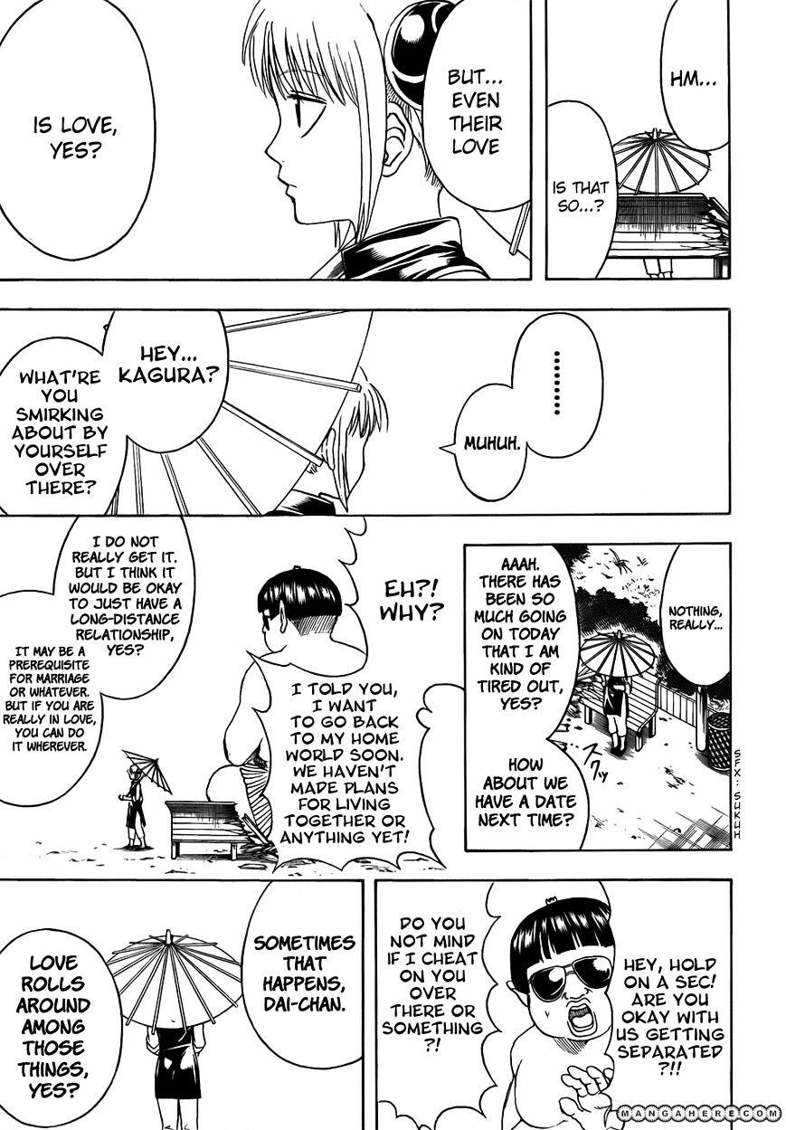 Gintama Chapter 421  Online Free Manga Read Image 13
