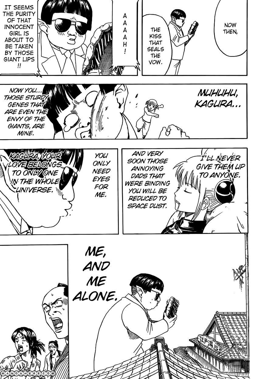 Gintama Chapter 422  Online Free Manga Read Image 9