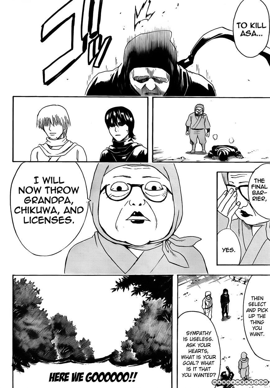Gintama Chapter 423  Online Free Manga Read Image 18