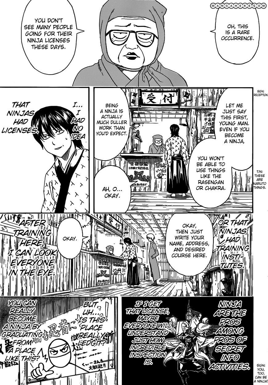 Gintama Chapter 423  Online Free Manga Read Image 5