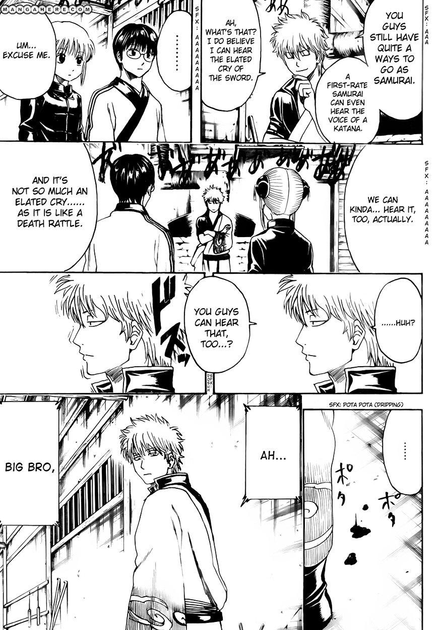 Gintama Chapter 424  Online Free Manga Read Image 5
