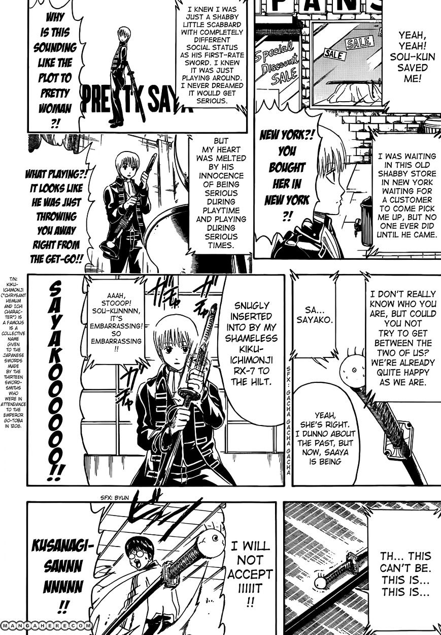 Gintama Chapter 425  Online Free Manga Read Image 10