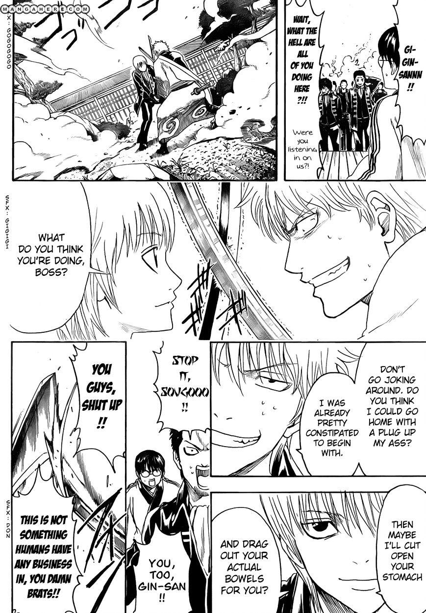 Gintama Chapter 425  Online Free Manga Read Image 12