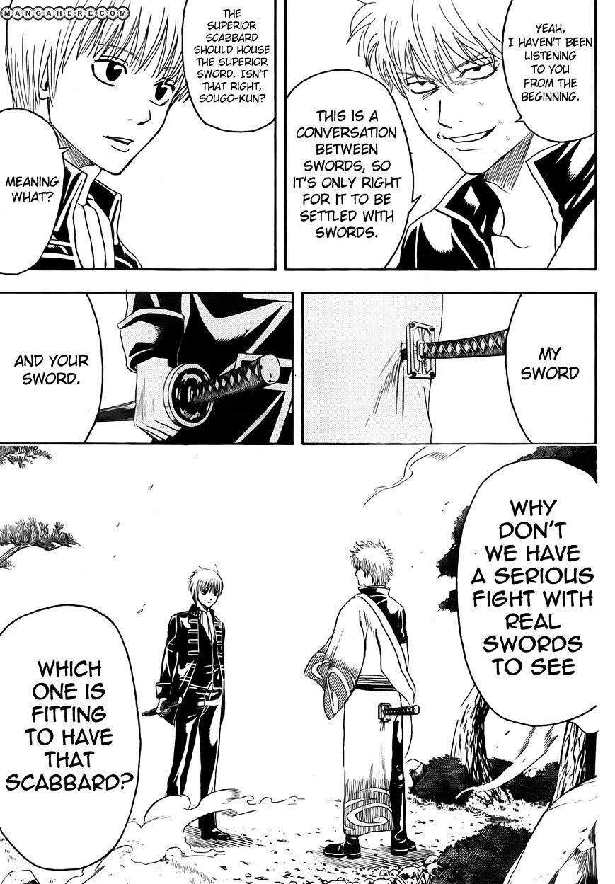 Gintama Chapter 425  Online Free Manga Read Image 13