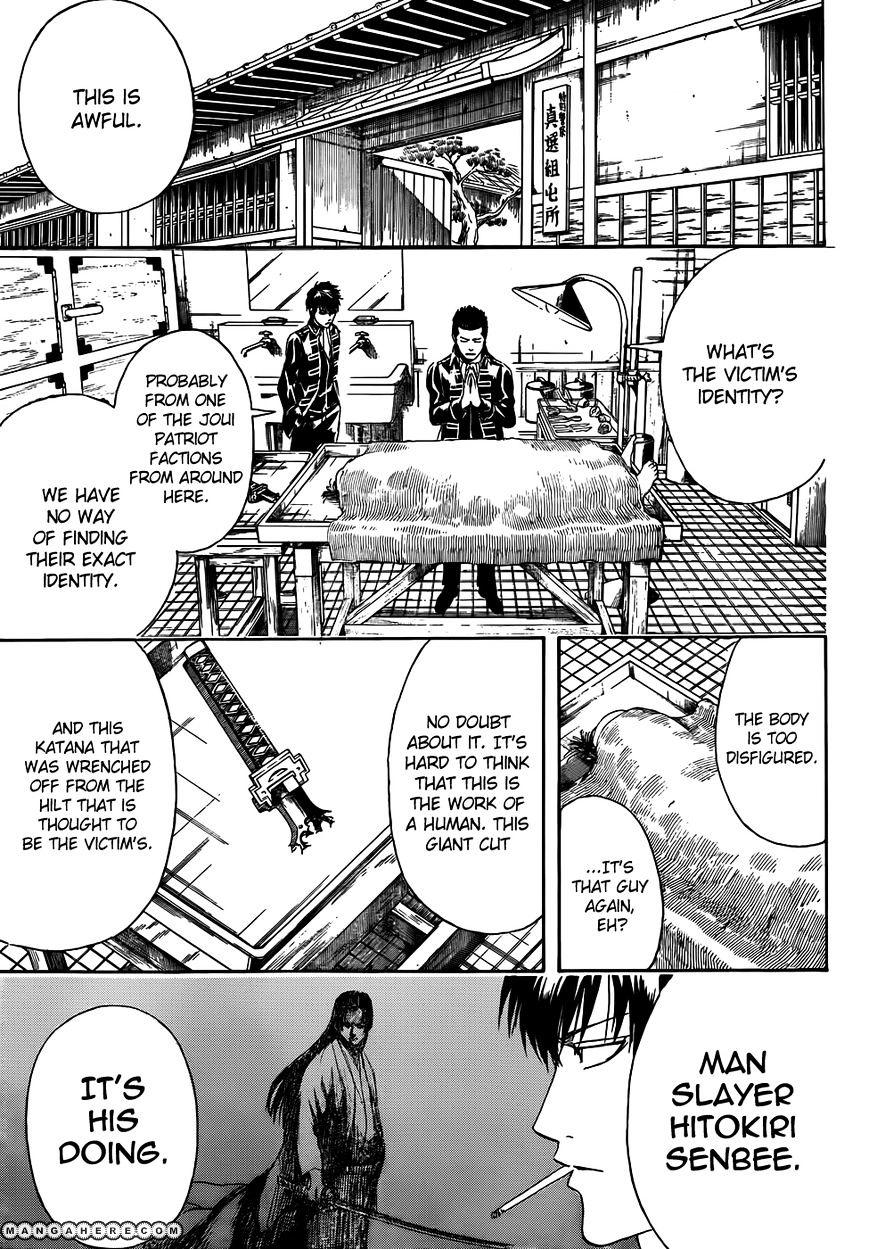 Gintama Chapter 425  Online Free Manga Read Image 3