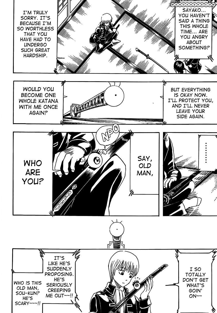 Gintama Chapter 425  Online Free Manga Read Image 8