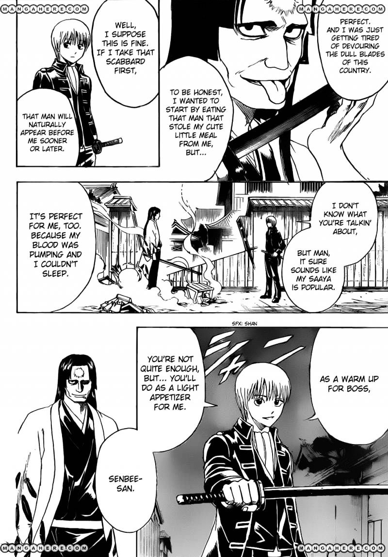 Gintama Chapter 426  Online Free Manga Read Image 10