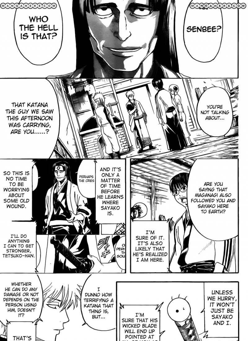 Gintama Chapter 426  Online Free Manga Read Image 11