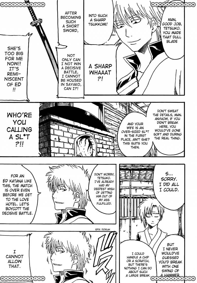 Gintama Chapter 426  Online Free Manga Read Image 3