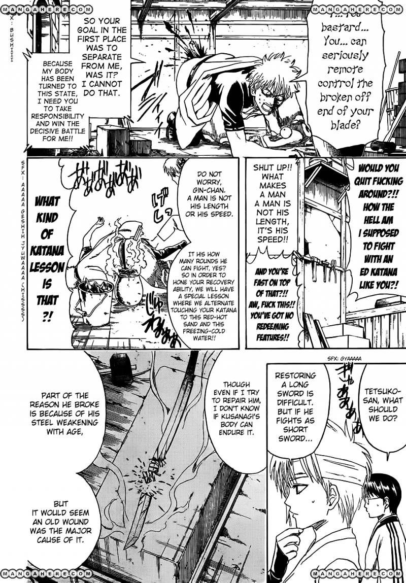 Gintama Chapter 426  Online Free Manga Read Image 4