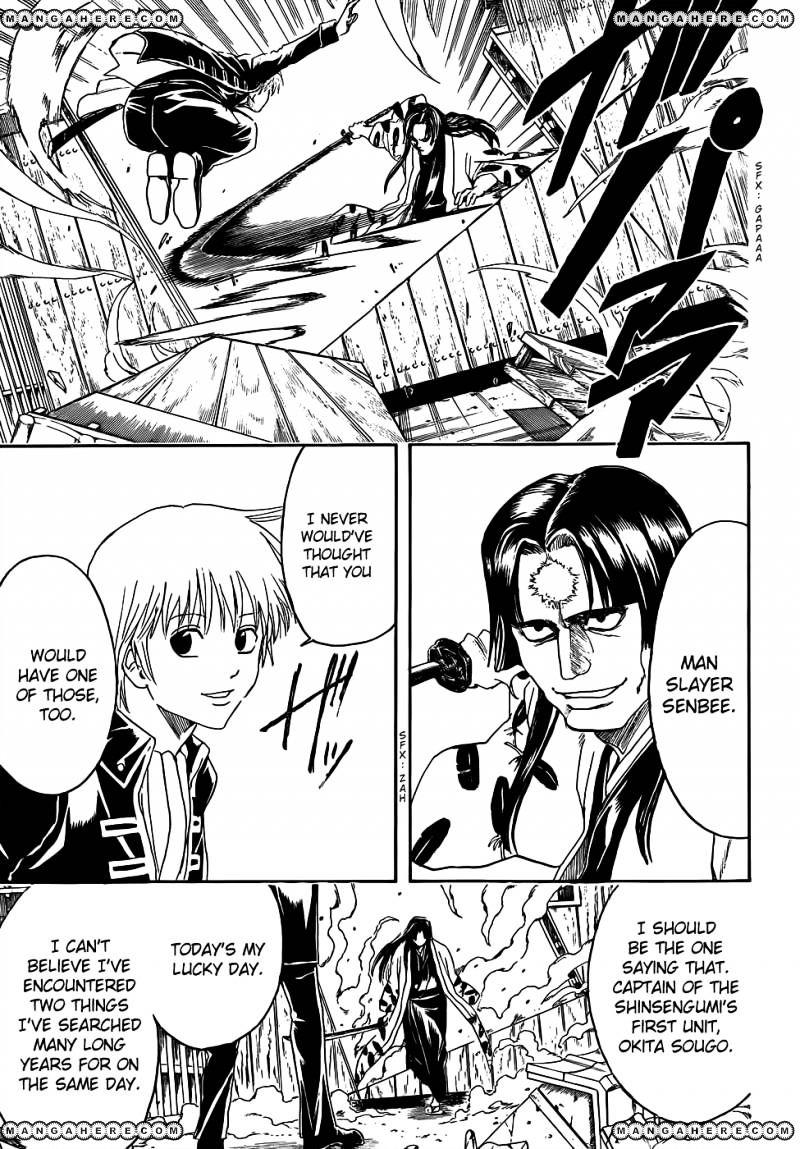 Gintama Chapter 426  Online Free Manga Read Image 9
