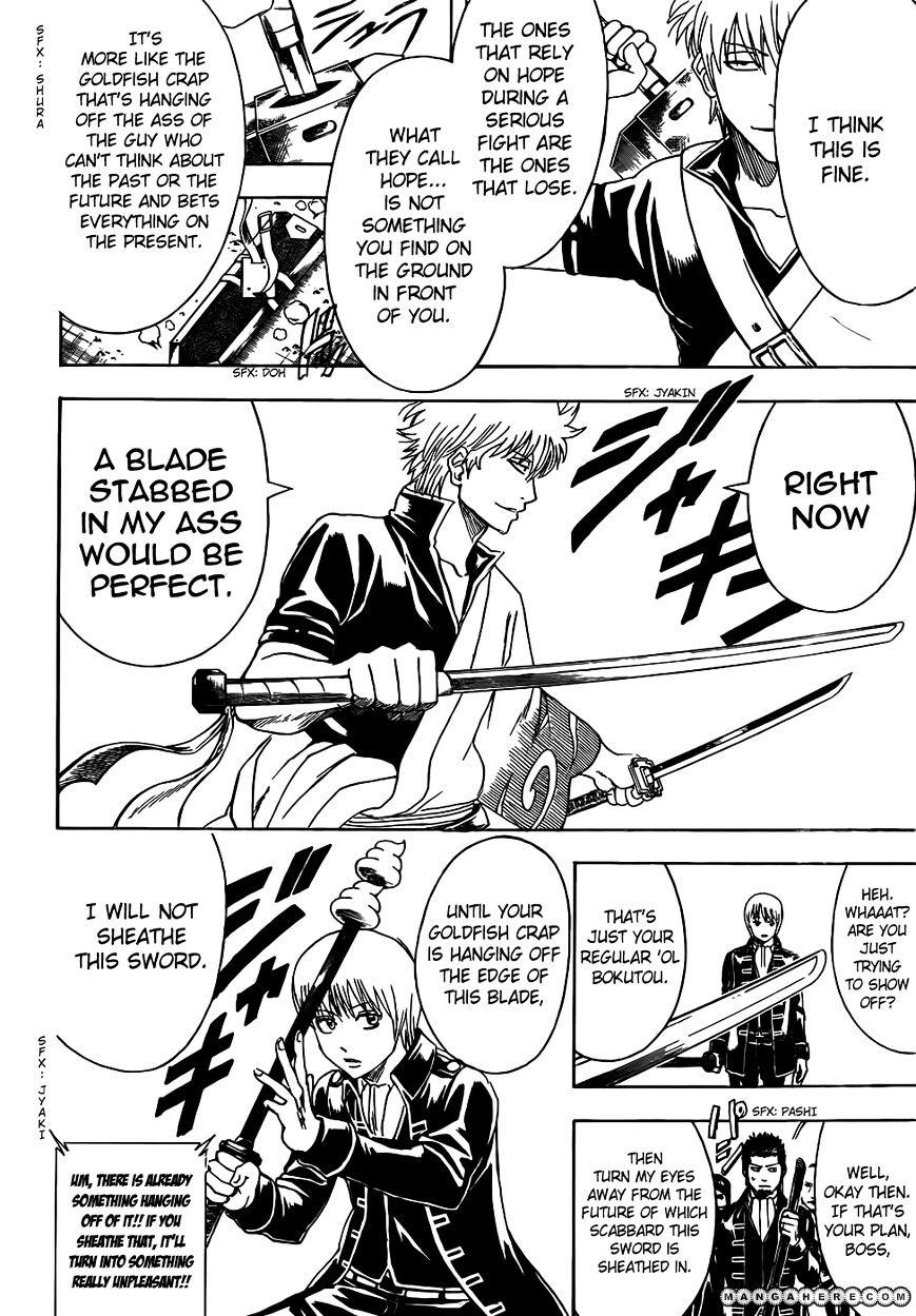 Gintama Chapter 427  Online Free Manga Read Image 8