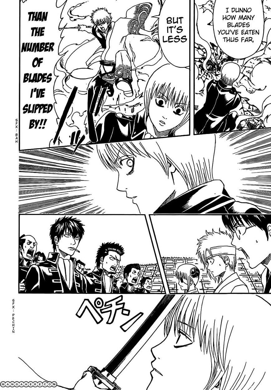 Gintama Chapter 428  Online Free Manga Read Image 10